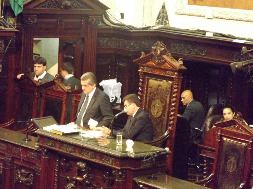 VOTAÇÃO DO PROJETO DE INDENIZAÇÃO DOS ALBERGADOS