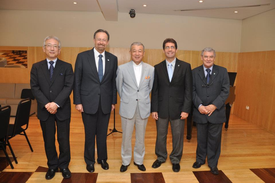 REUNIÃO DO MORHAN COM NIPPON FOUNDATION