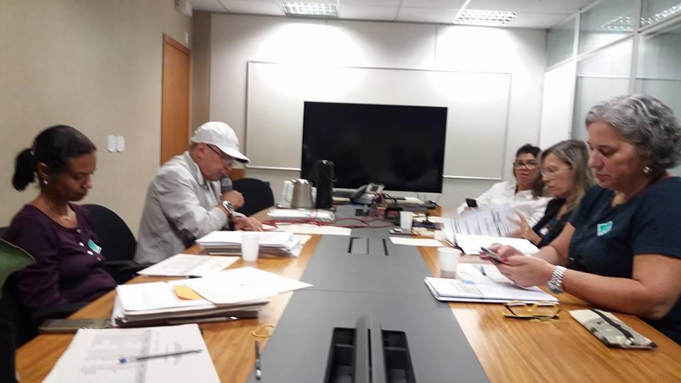 Reunião de 2017 da Comissão Interministerial de Hanseníase na Secretaria Especial de Direitos Humanos 1