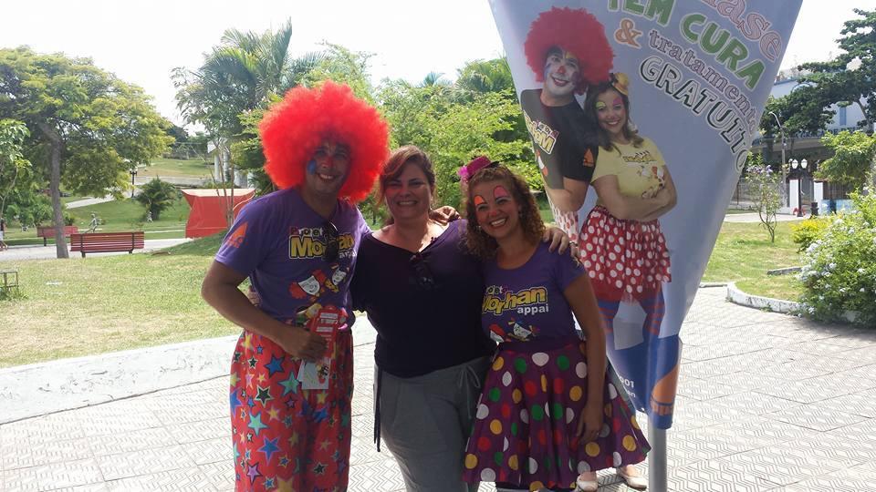 celebração ao Dia Mundial de Combate à Hanseníase na Região dos Lagos (Rio de Janeiro, Araruama 31/01/2017)