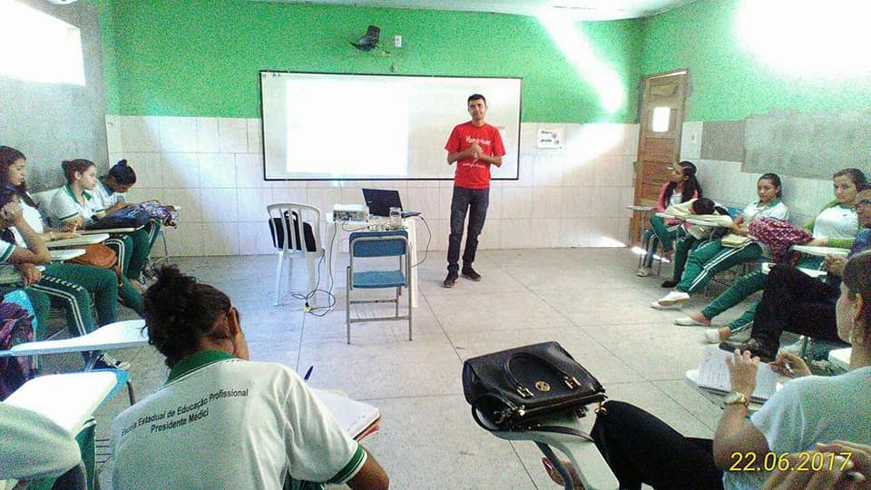 Atividades do Projeto Desconstruindo Conceito (Juazeiro do Norte, Ceará, 22/06/2017)