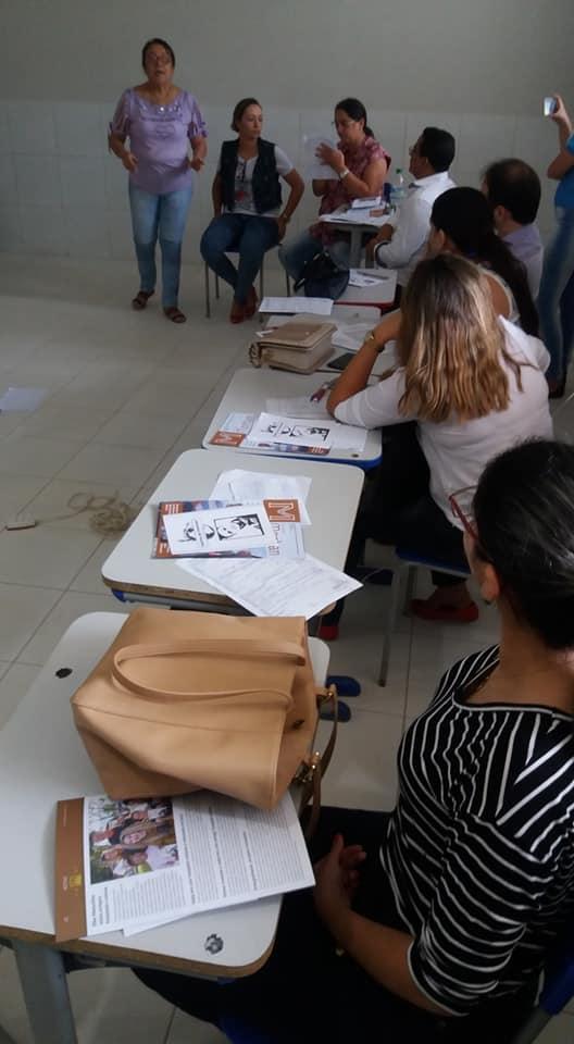 Curso de Hanseníase (Araripe-CE 21/06/2017)