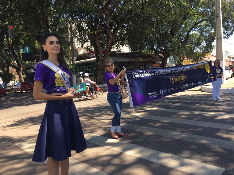 Dia Estadual de Mobilização pelo Controle da Hanseníase  (Porto Velho-RO 7/07/2017