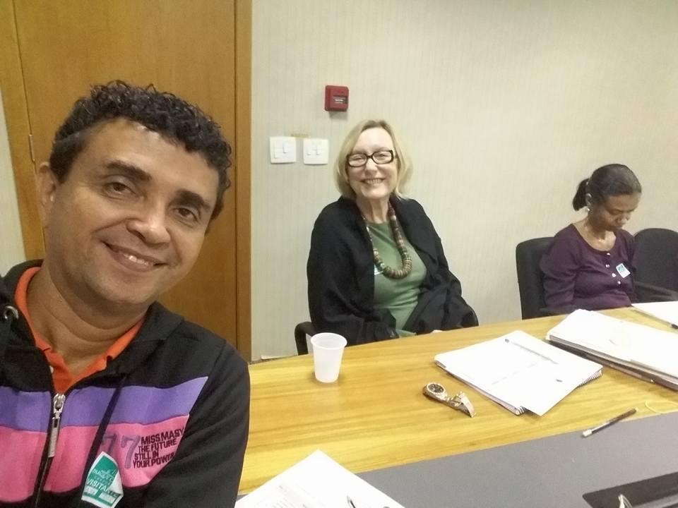 1° Reunião de 2017 da Comissão Interministerial de Hanseníase na Secretaria Especial de Direitos Humanos 2