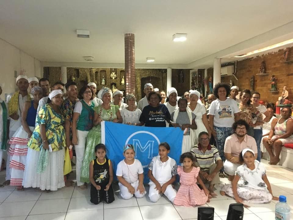 Morhan Piauí deu continuidade, em Teresina, às rodas de conversa com comunidades tradicionais (Teresina, Piauí, 29/07/2017 e 30/07/2017)