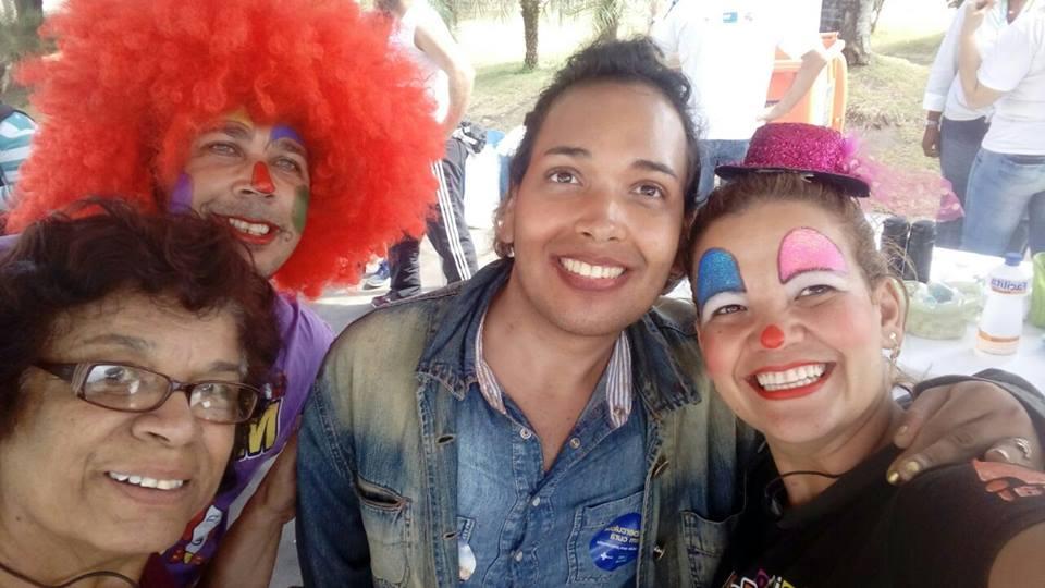 Dia Estadual de Combate à Hanseníase (Rio de Janeiro 5/08/2017)