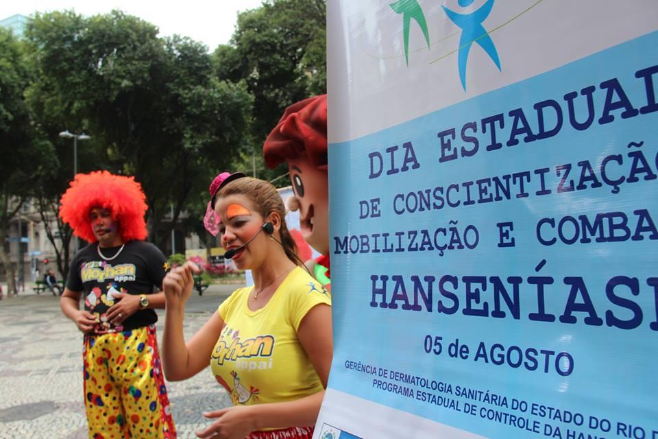 Ação conjunta de Mobilização, Conscientização e Combate à Hanseníase
