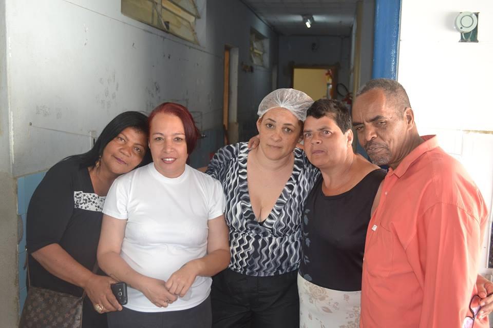 Finalizadas as gravações do documentário Filhos Separados (Minas Gerais 11/09/2017)