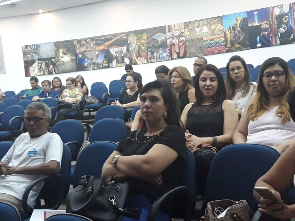 II Seminário Estadual de Doenças Negligenciadas com foco em Hanseníase (Teresina, Piauí, 15/09/2017)