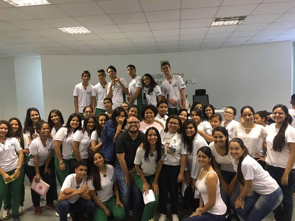 atividades alusivas ao Dia Estadual de Conscientização, Prevenção e Combate à Hanseníase (Piauí, Teresina 13/09/2017)