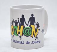 Caneca Porcelana - Encontro Jovem do Morhan